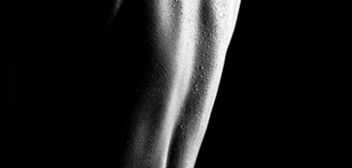 Naked…
